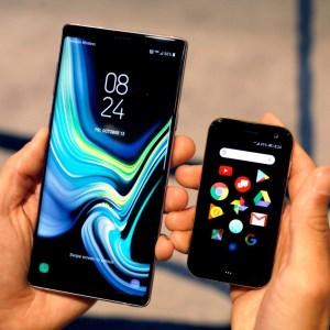 Voici le smartphone Palm de 2018