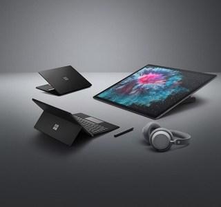 Microsoft Laptop 2 et Surface Studio 2 : Microsoft donne un coup de frais à ses PC