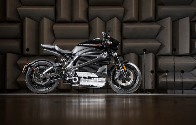 Harley-Davidson : sa moto électrique LiveWire en exclusivité européenne à Paris