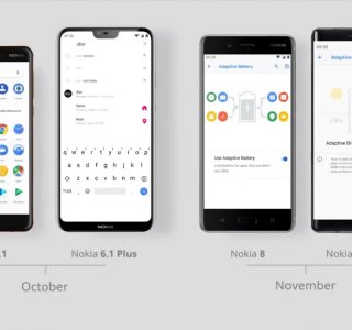 Android 9 Pie : Nokia publie le calendrier de mise à jour, MediaTek à la traine