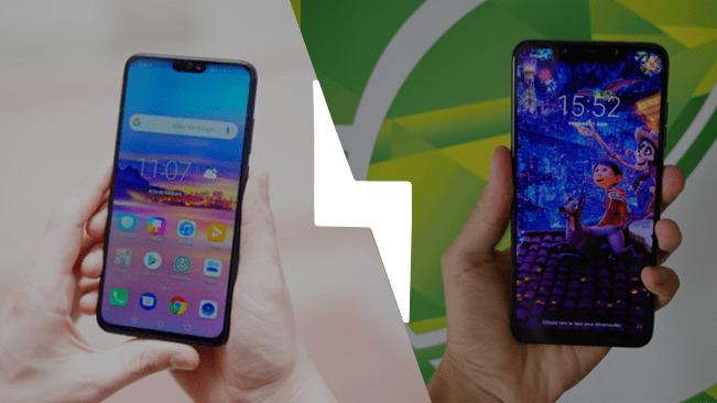 Pocophone F1 vs Honor 8X : lequel des deux est le meilleur smartphone en 2018 ?