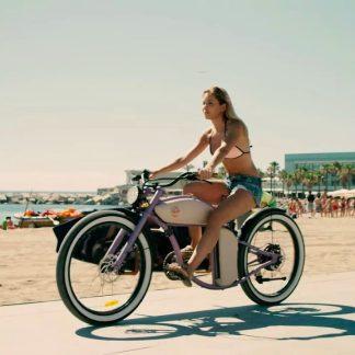 Rayvolt Bike : des vélos électriques aux airs de mobylettes des années 1950