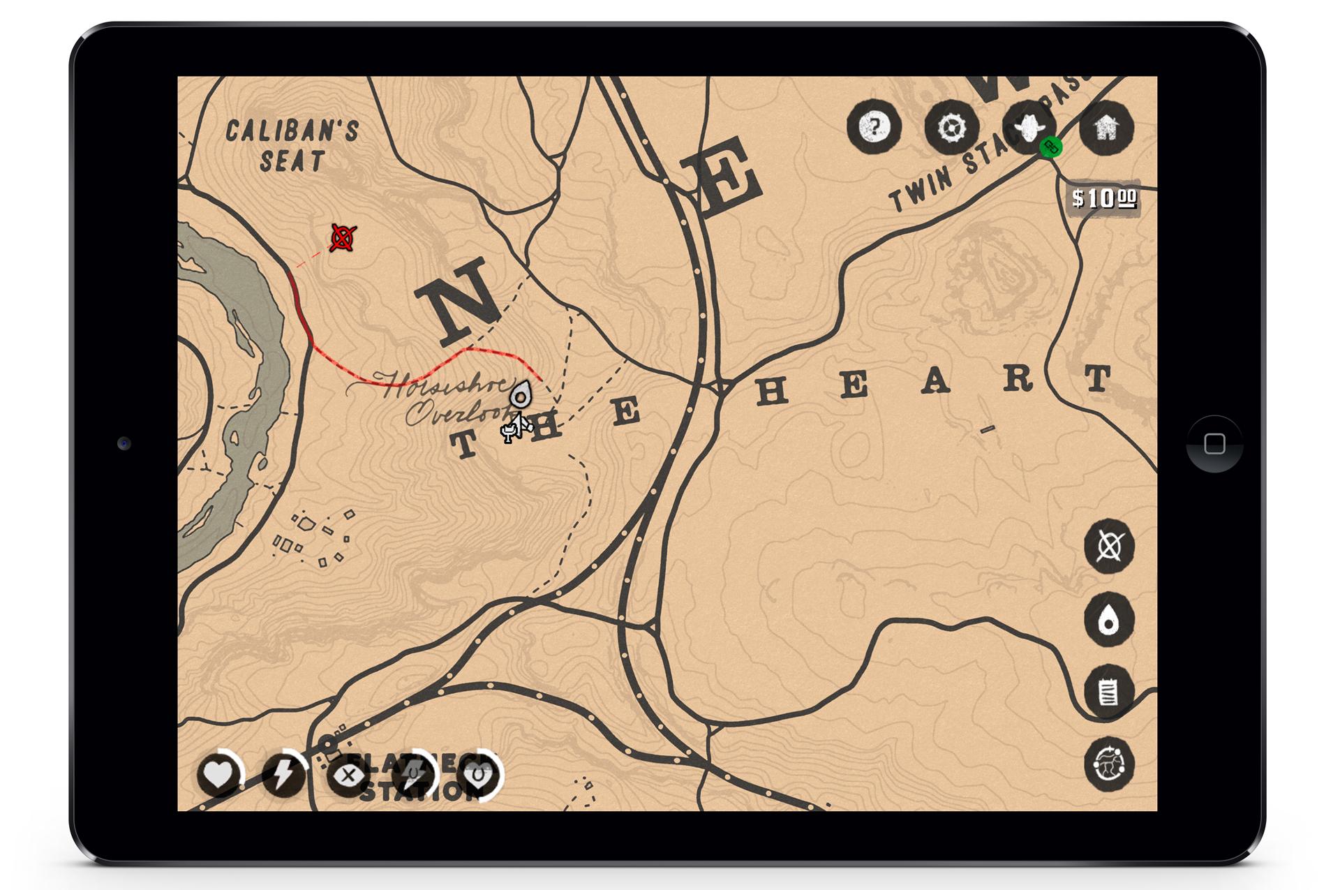 Red Dead Redemption 2 : une application gratuite sur Android et iOS pour profiter au mieux du jeu
