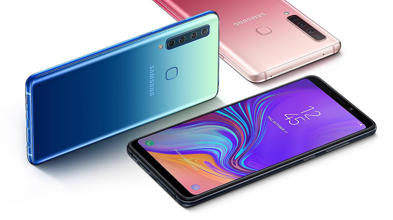 Samsung Galaxy M : deux nouveaux smartphones coréens, avec une nouvelle lettre
