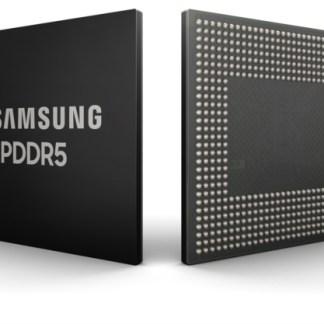 Galaxy S10 : Samsung présente sa nouvelle puce 8 Go de RAM LPDDR5 1,5 fois plus rapide