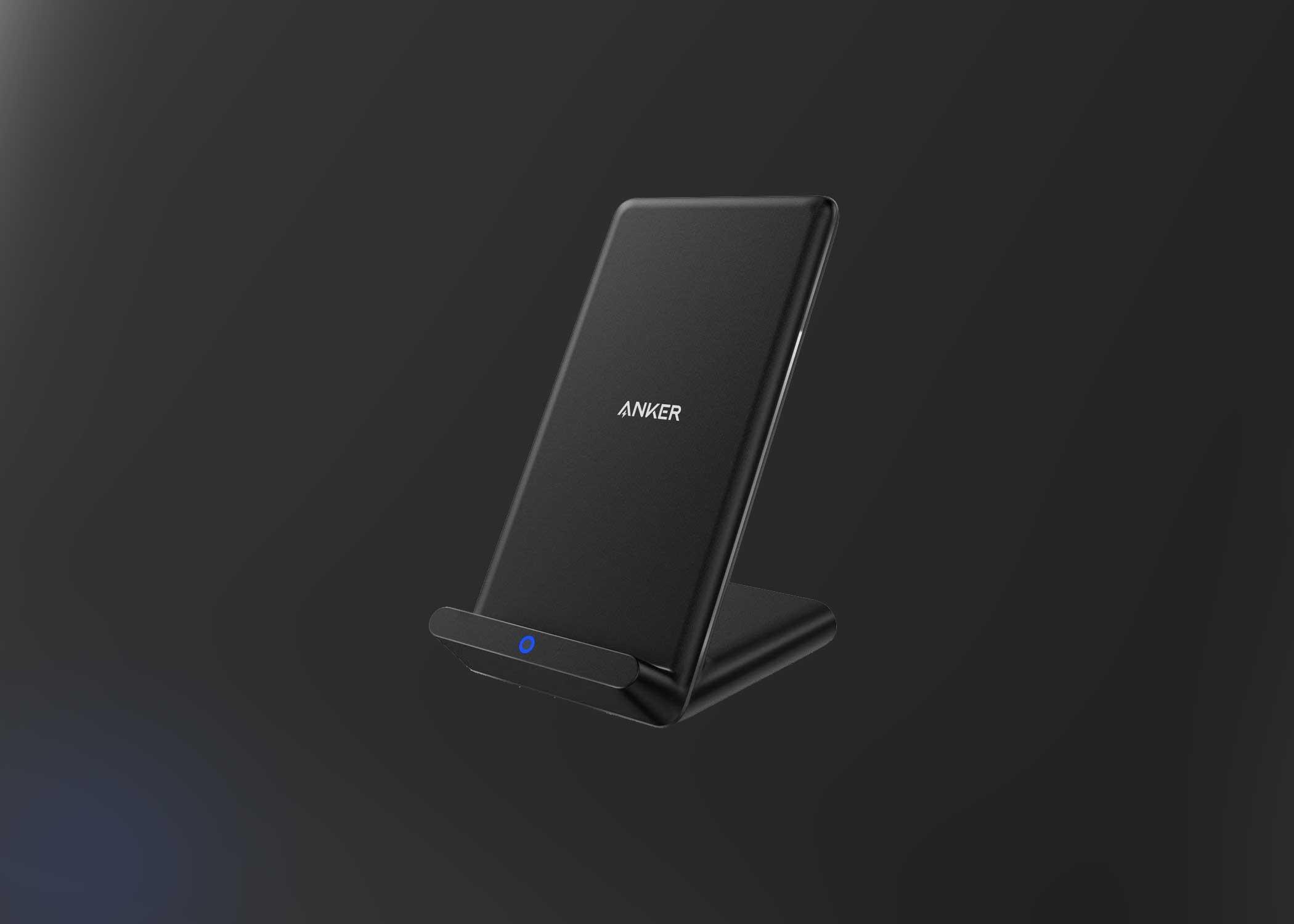 🔥 Bon plan : le chargeur à induction Anker 5W à 20,79 euros chez Amazon