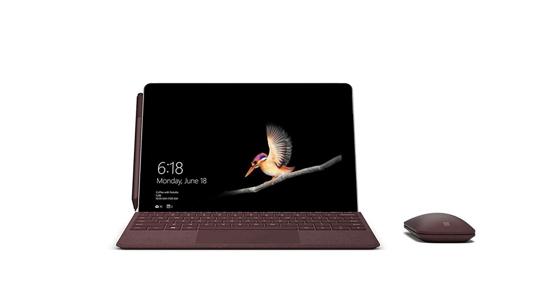 🔥 Bon plan : la Microsoft Surface Go est à 360 euros, à ce prix elle défie l'iPad 2018