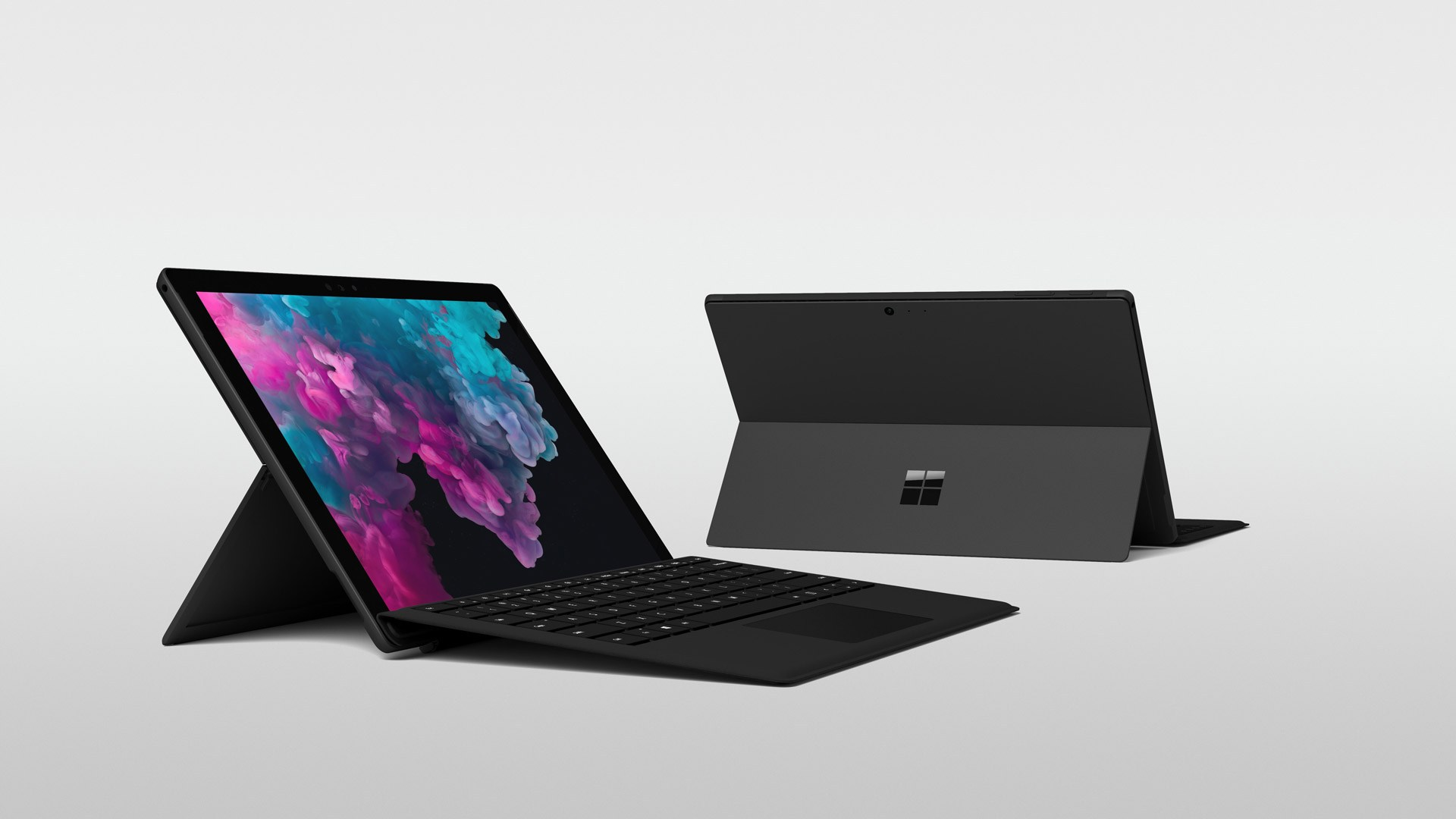 Microsoft Surface Pro 6 annoncée : un nouveau coloris qui n'arrive pas à cacher la poussière