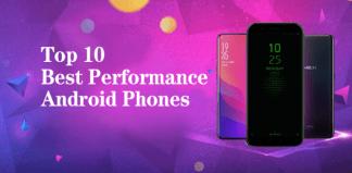 Top 10 des smartphones les plus puissants de septembre 2018 selon AnTuTu