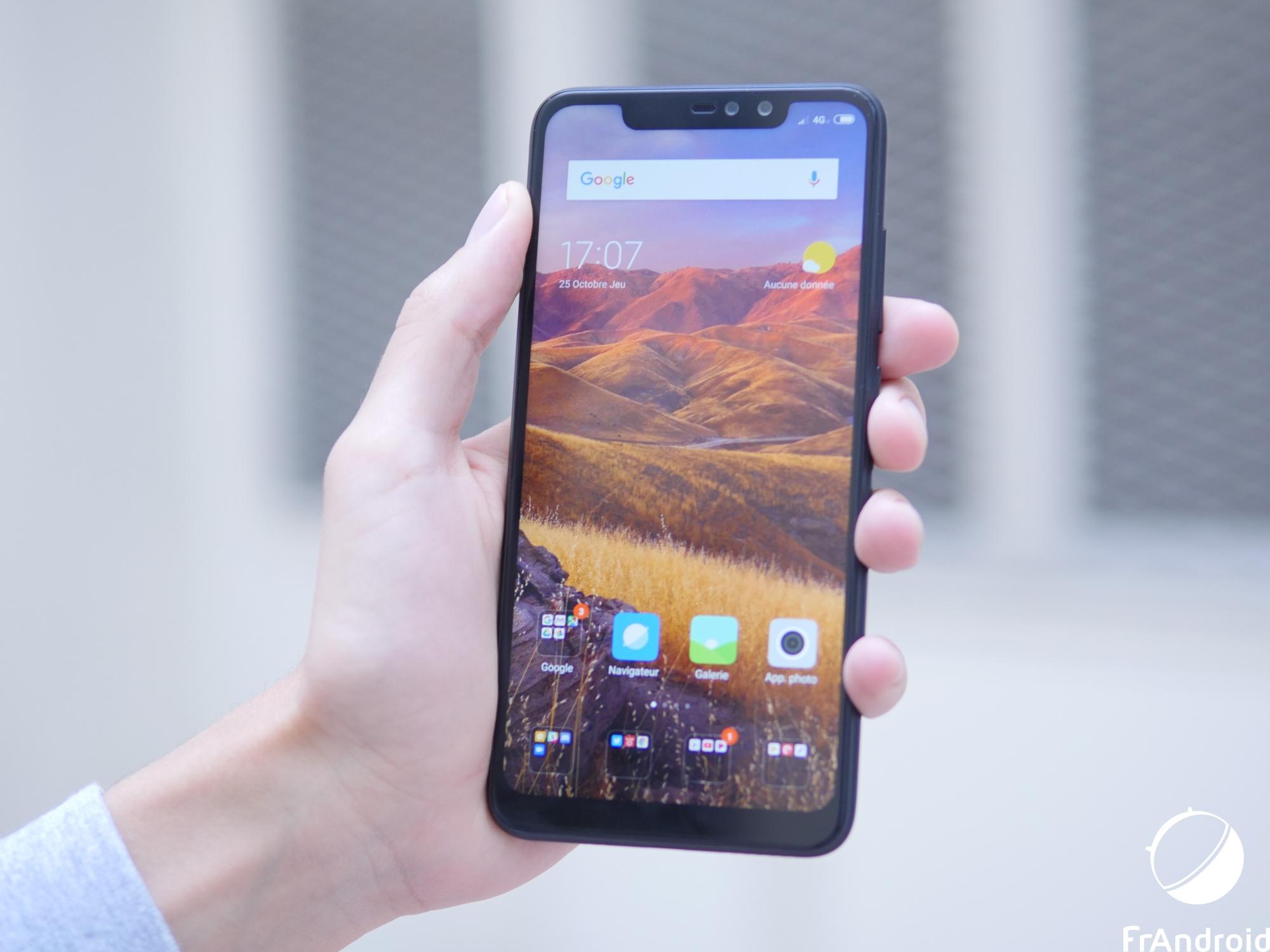 Test du Xiaomi Redmi Note 6 Pro : bis repetita