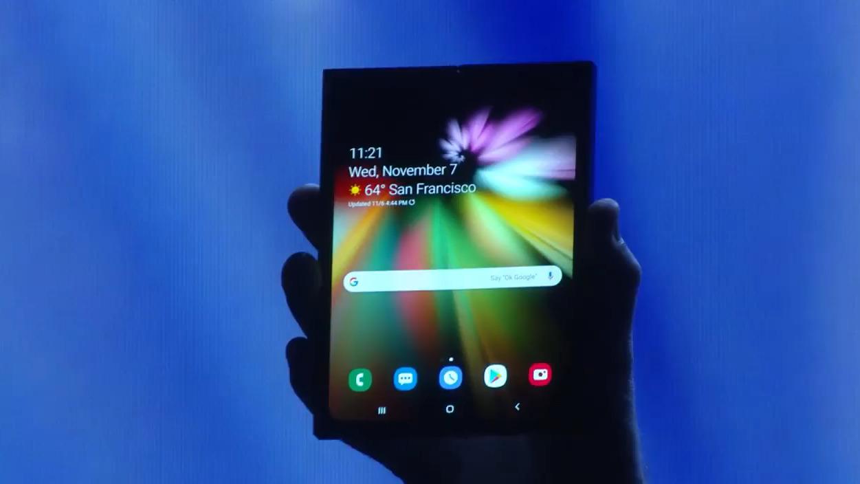 Le smartphone pliable de Samsung, une date pour la Freebox V7 et les radars sur Google Maps – Tech'spresso