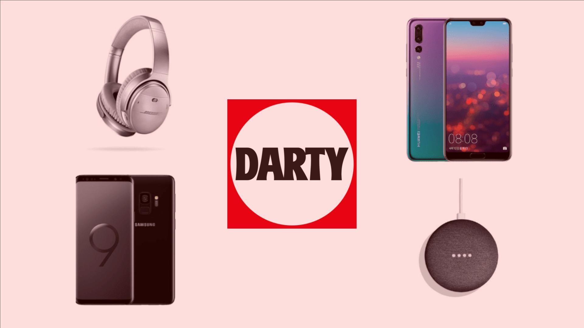 Voici les meilleures offres de Darty pour le Cyber Monday 2018