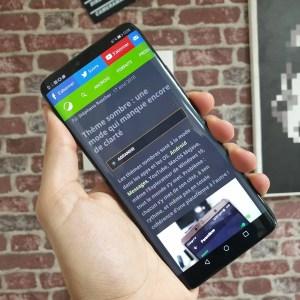 Thème sombre : les meilleures applications Android pour préserver vos yeux avec le mode nuit