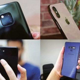 Huawei Mate 20 Pro vs Google Pixel 3 XL vs iPhone XS vs Samsung Galaxy Note 9 : voici qui fait les meilleurs photos selon vous