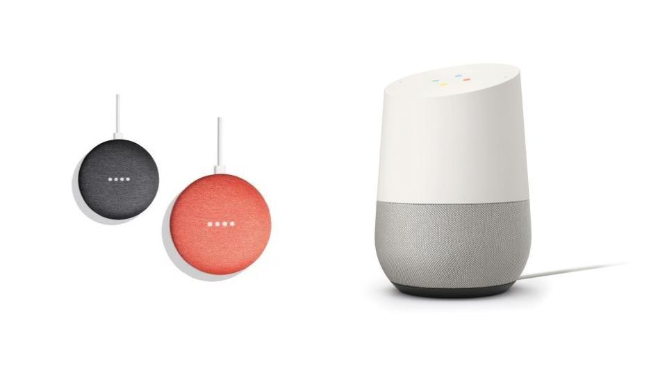 🔥 Bon plan : un Google Home à 108 euros et deux Google Home Mini pour 68 euros