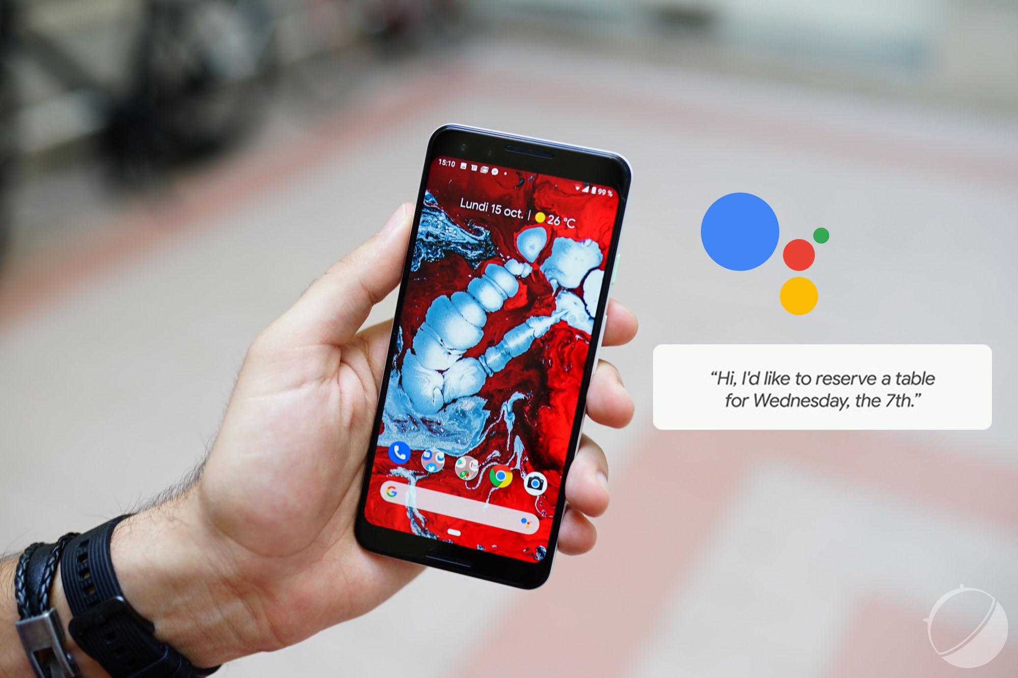 Google Duplex : l'IA qui appelle à votre place est disponible sur certains smartphones Pixel