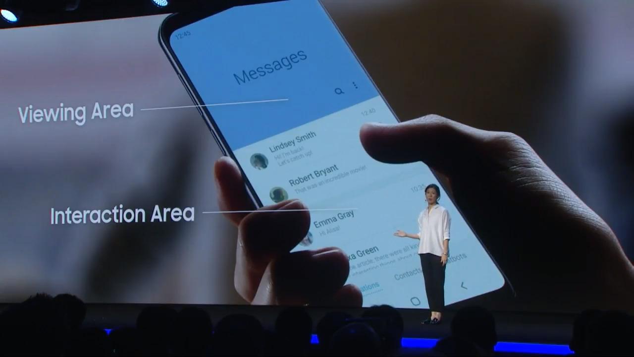 Samsung One UI : découvrez la nouvelle interface des smartphones Galaxy