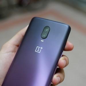 OnePlus 6 et 6T : n'espérez pas Android 11 tout de suite