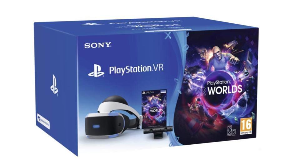 🔥 Black Friday : le PS VR + caméra + jeu VR Worlds à 199 euros au lieu de 299 euros