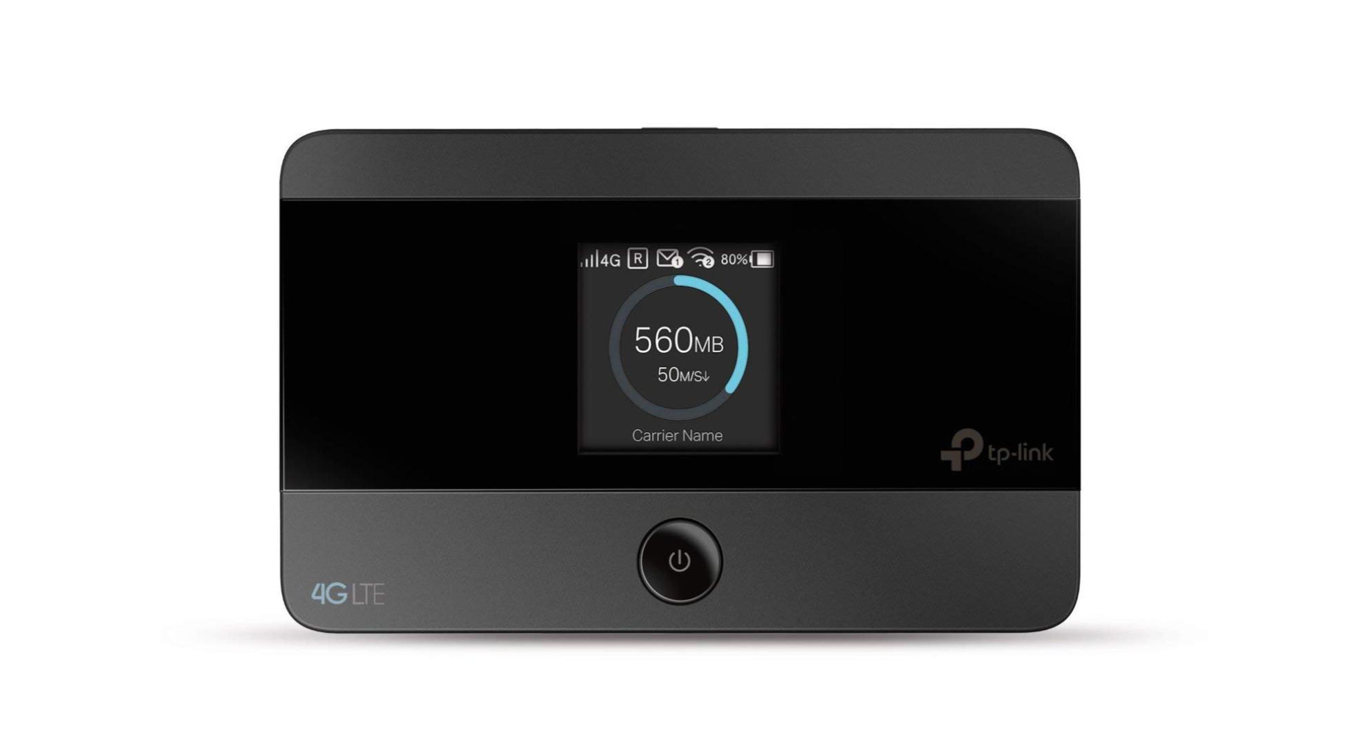 🔥 Bon plan : un routeur mobile 4G TP-Link est disponible à 65 euros sur Amazon