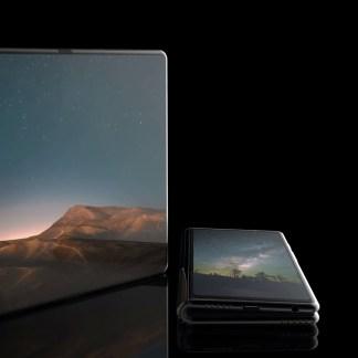 Samsung Galaxy F (ou Fold) : tout ce que l'on sait sur le smartphone pliable
