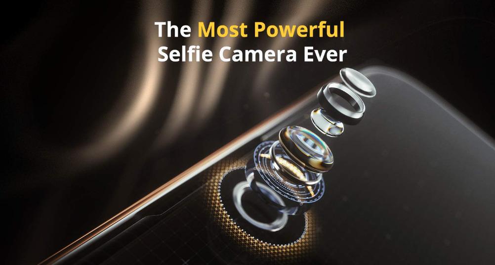 Realme U1 : processeur haut de gamme et caméra selfie ultra détaillée au programme