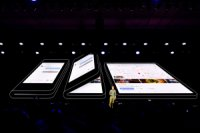 Le smartphone pliable de Samsung arrive 5 ans trop tard