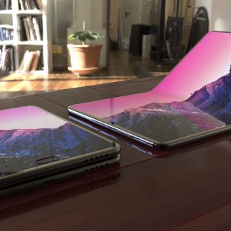 Samsung Galaxy F : le smartphone pliable entrerait en production, une annonce bientôt ?