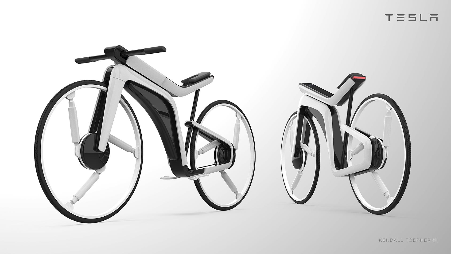 Tesla « pourrait faire un vélo électrique », d'après Elon Musk
