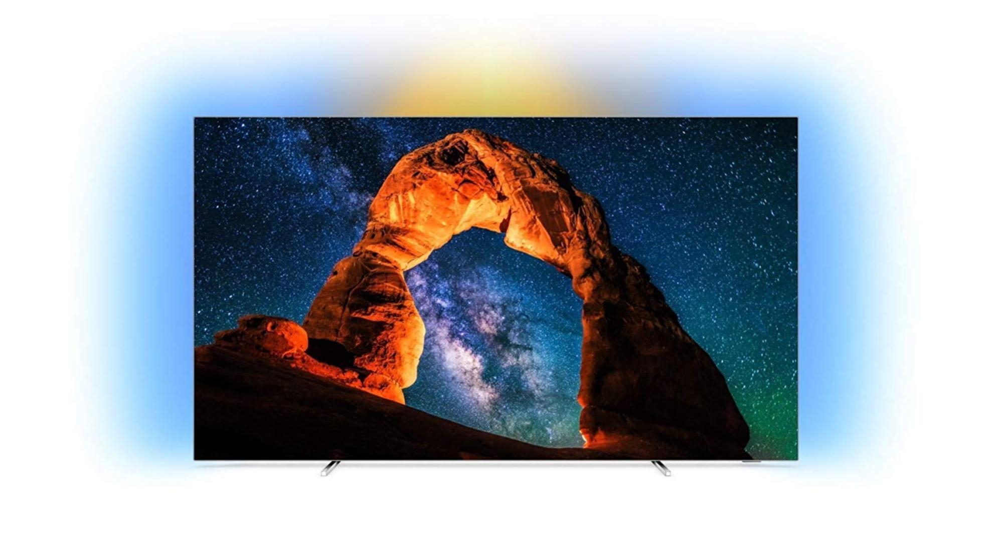 🔥 Cyber Monday : TV Philips OLED 2018 (4K, Android TV, Google Assistant et Ambilight) à 1 569 euros
