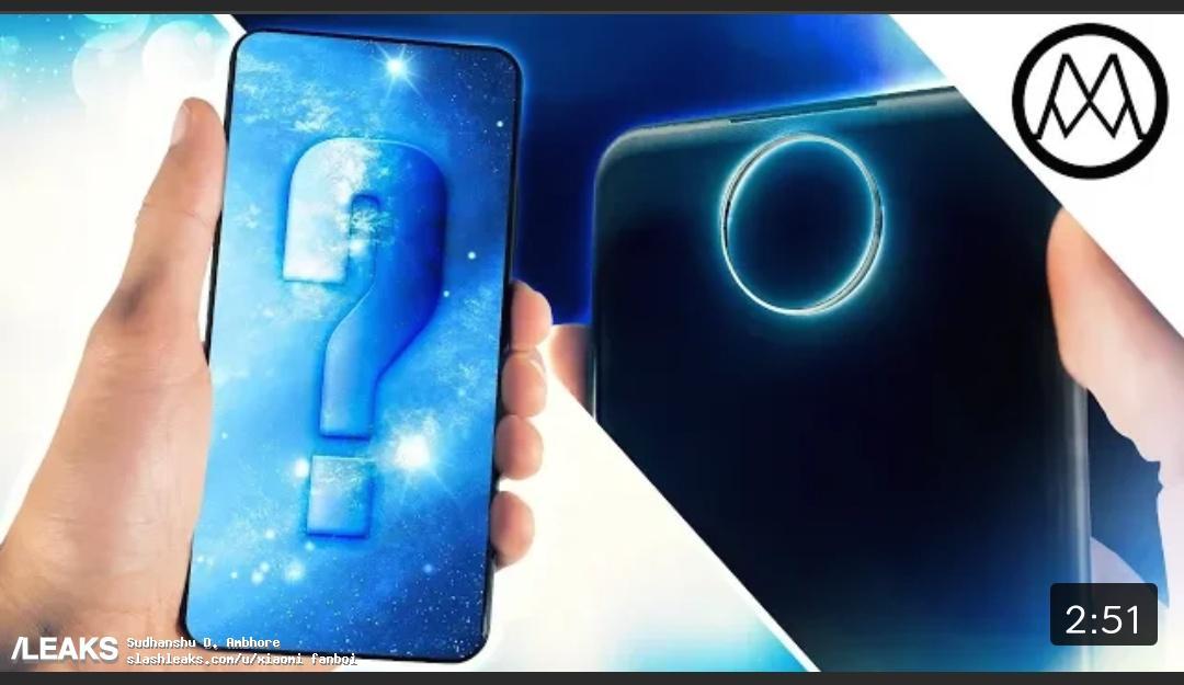 Vivo Nex 2 : une nouvelle fuite confirme son second écran au dos couplé à un triple capteur photo arrière