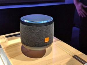 Orange Djingo : finalement un « petit » prix et l'intégration d'Alexa