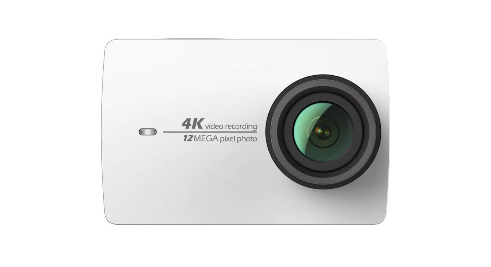 🔥 Bon plan : la caméra d'action YI 4K est sous la barre des 100 euros sur Amazon