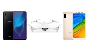 Les offres de Noël de Gearbest : drone Xiaomi à 389 euros, Vivo Nex à 480 euros et autres smartphones en promo