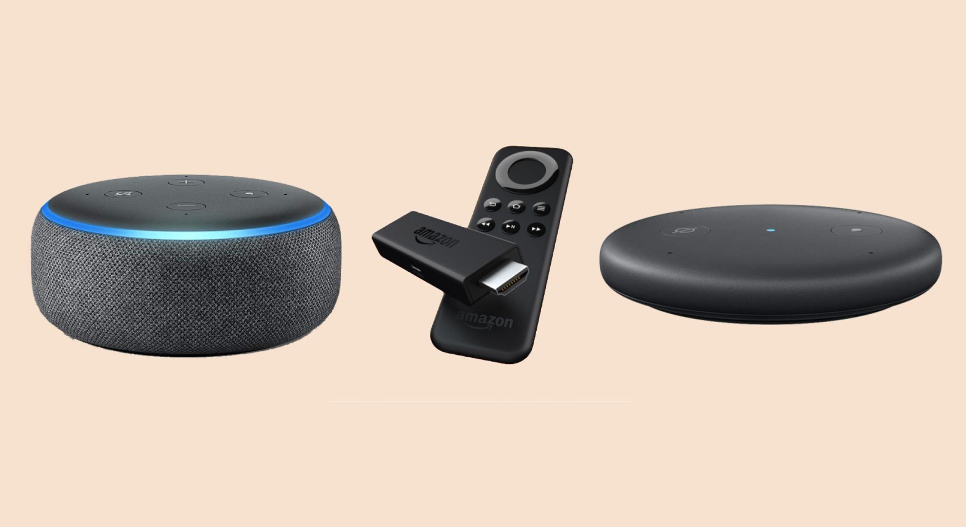 🔥 Bon plan : les produits Amazon sont disponibles à partir de 24 euros (Input, Dot, Fire TV Stick)