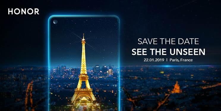Honor View 20 : présentation française en janvier pour le smartphone à écran percé