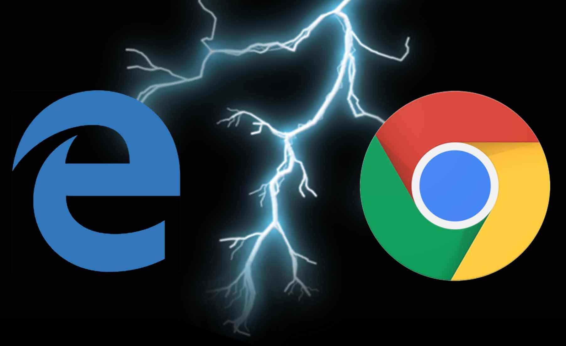 Sabotage : Google est accusé d'avoir plombé Micosoft Edge