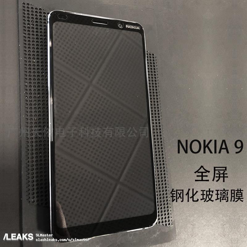 Le Nokia 9 Pureview devrait proposer un design sans encoche