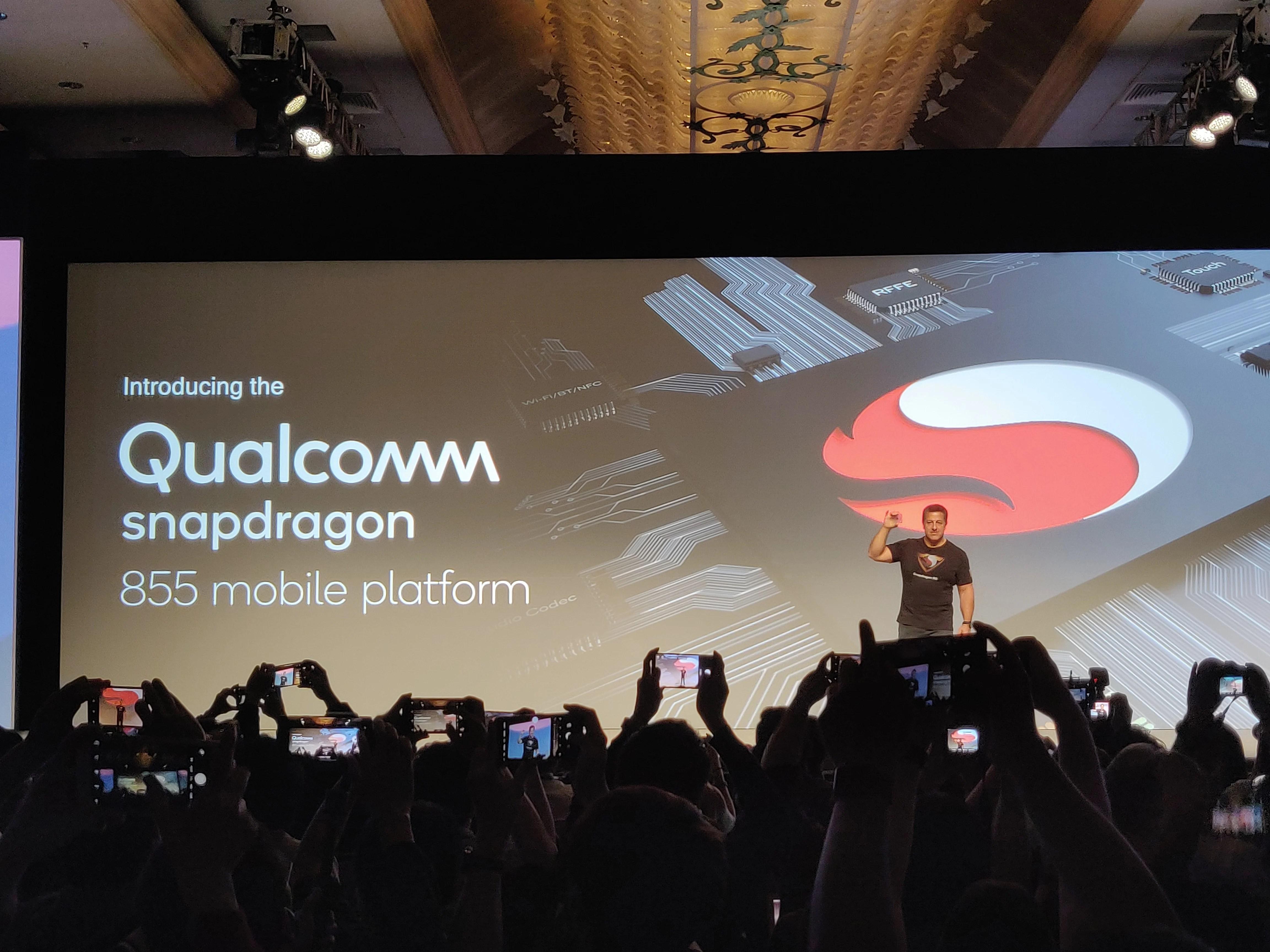 Qualcomm Snapdragon 855 : le SoC 5G de 2019 se révèle en détails