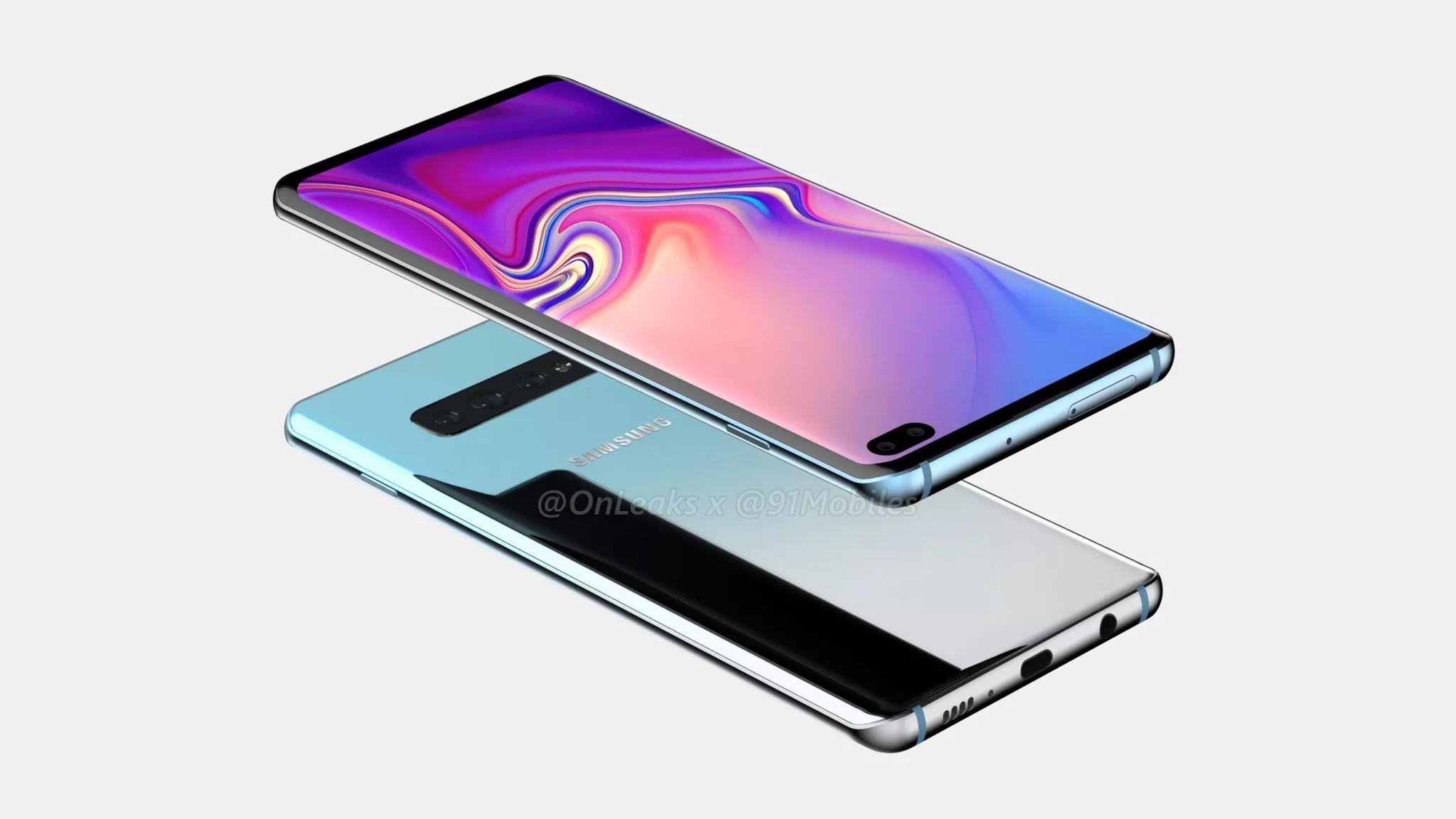 Samsung Galaxy S10 et LG G8 : 2019 devrait être l'année des haut-parleurs intégrés à l'écran