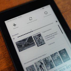 Attention, certaines liseuses Amazon Kindle arrivent en fin de vie