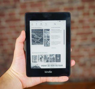 La liseuse Kindle Paperwhite baisse son prix à l'approche de la nouvelle version