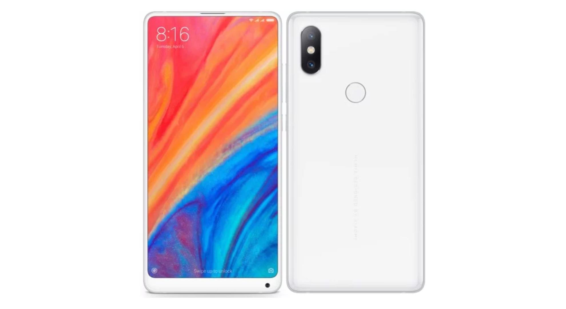🔥 Bon plan : le Xiaomi Mi Mix 2S passe à 299 euros sur Rue du Commerce