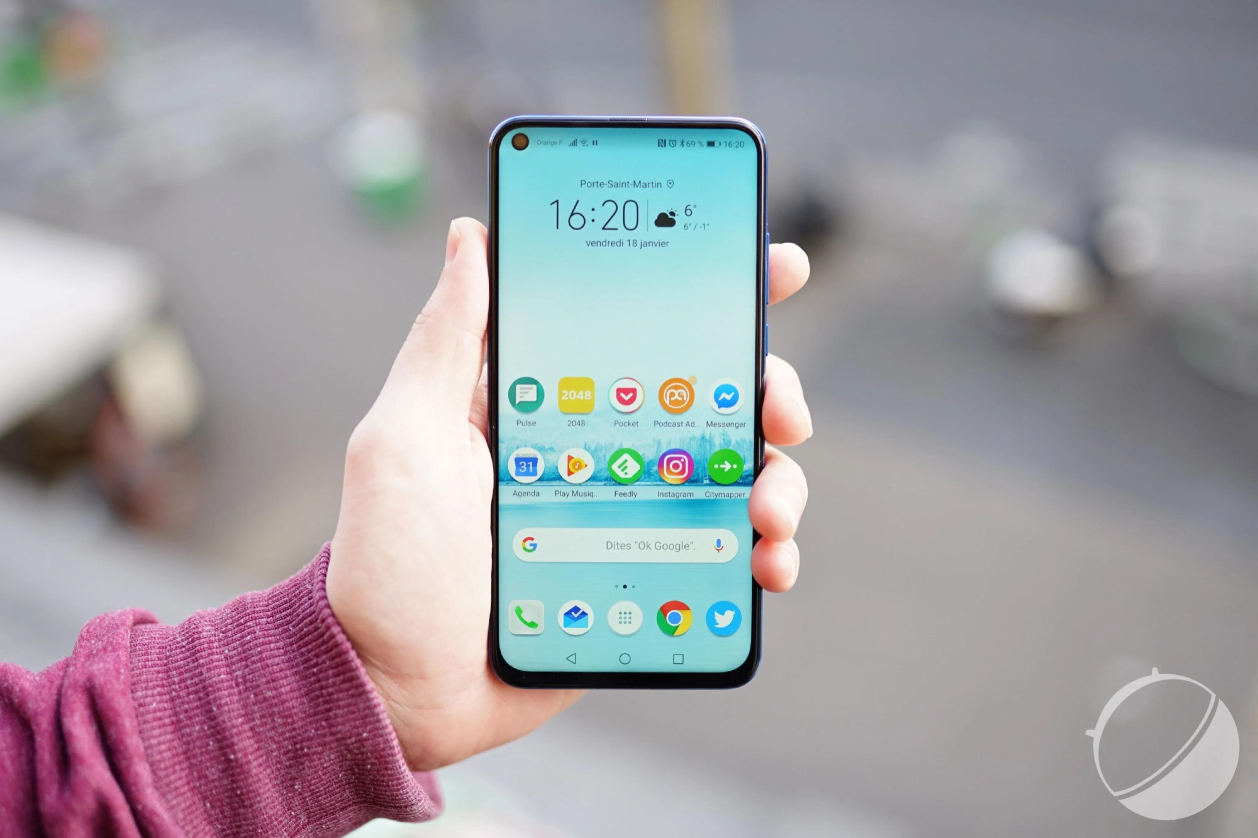 Test du Honor View 20 : le smartphone qui va percer