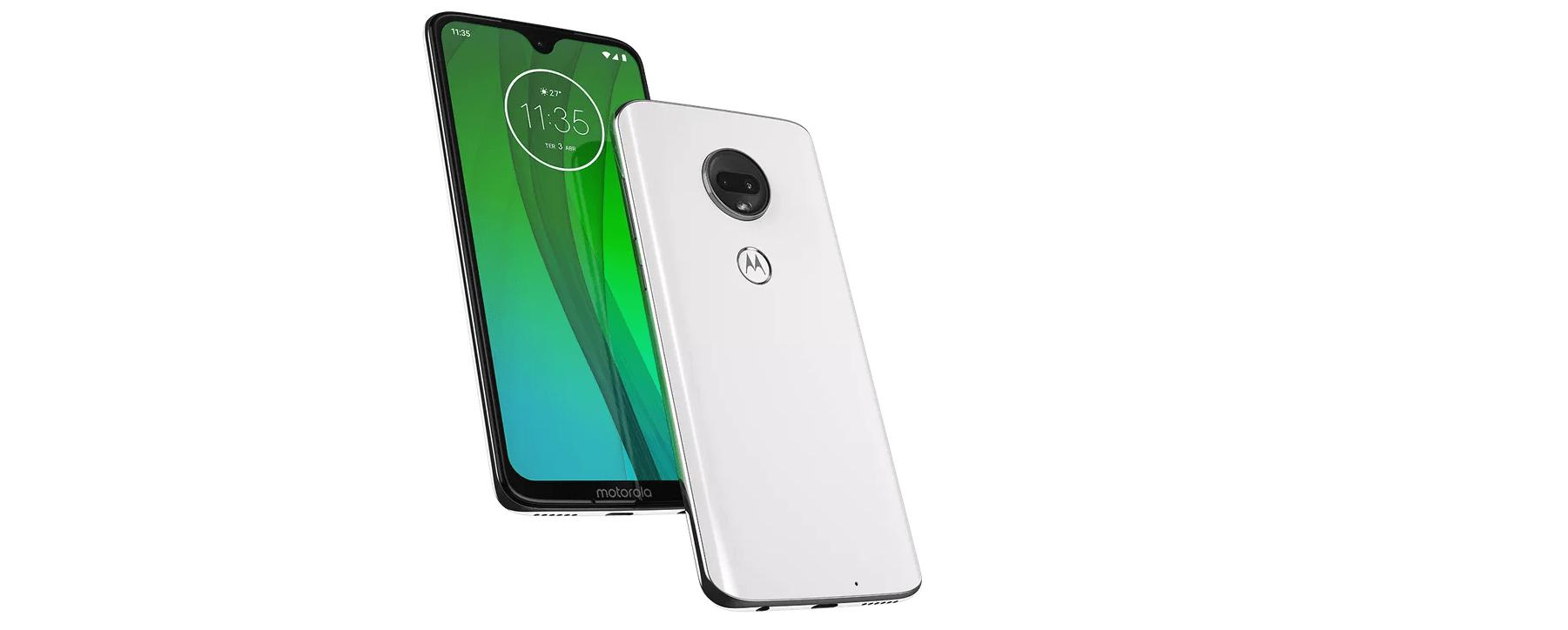 Oups ! Toute la gamme Motorola Moto G7 fuite en entier sur le site de la marque