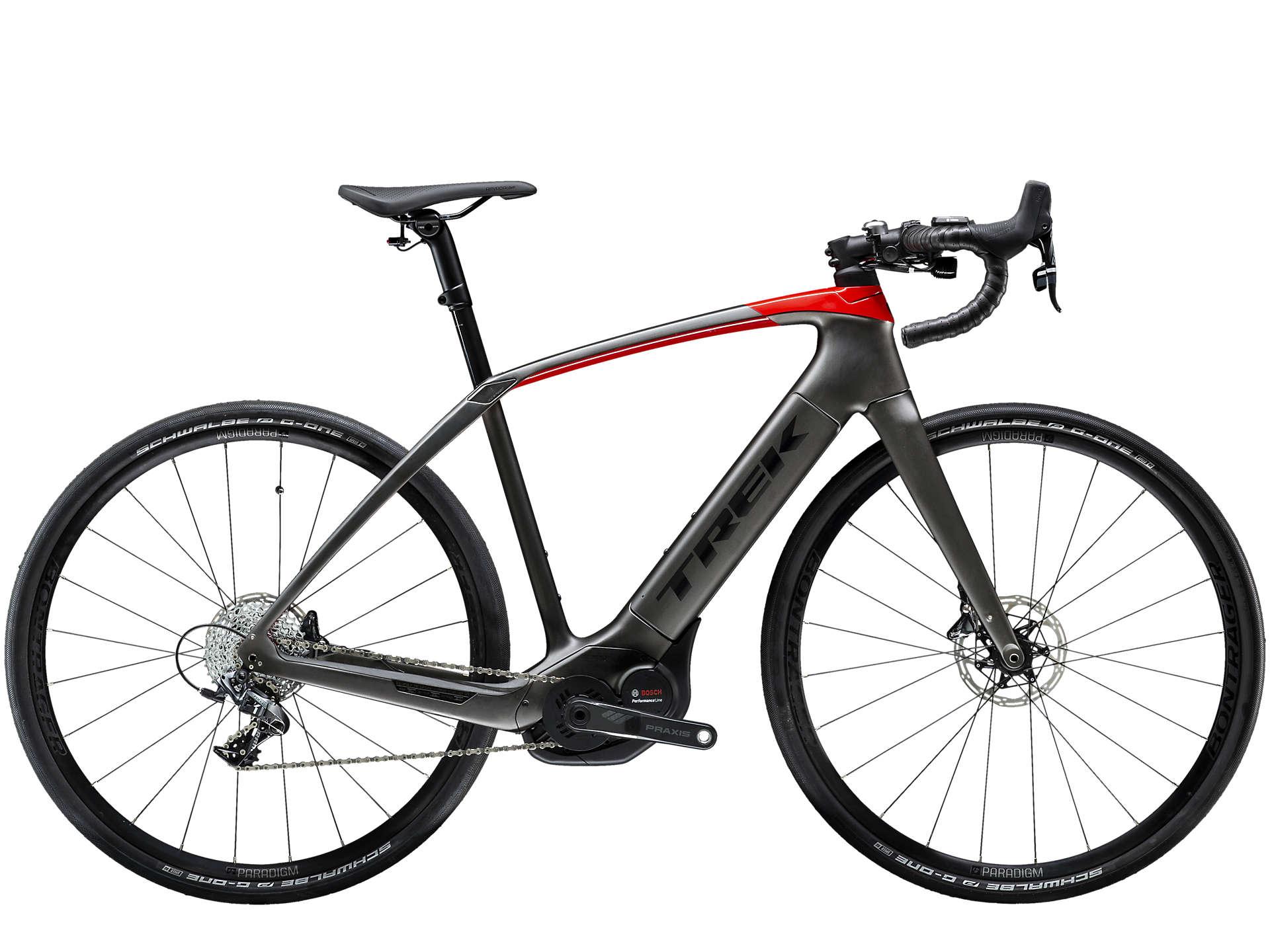 Domane+ : c'est bien, c'est beau, c'est Bosch, pour ce vélo de course électrique dédié aux cyclistes confirmés