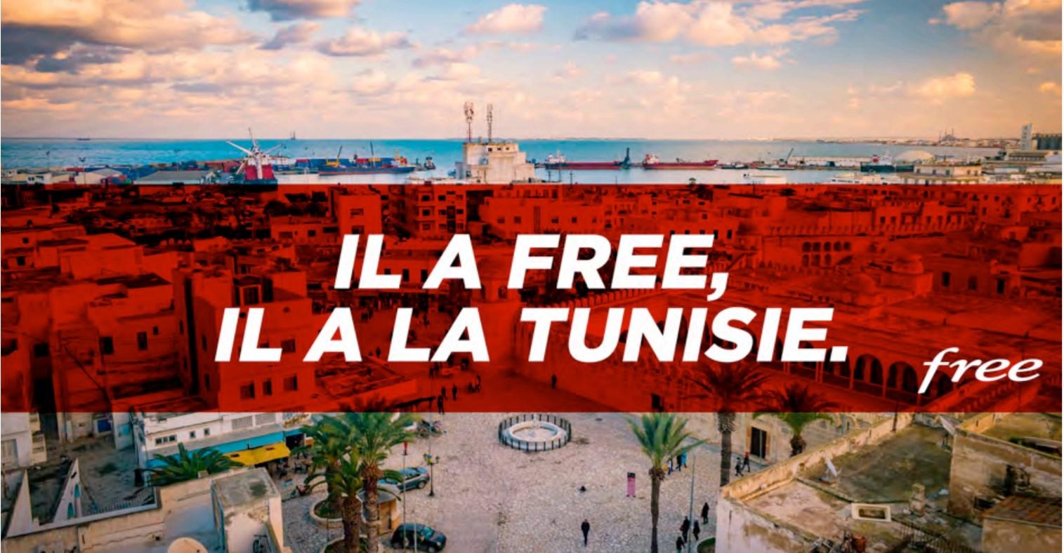 Free rajoute un pays du Maghreb à son itinérance à l'étranger