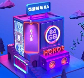 Honor 8A : quelques informations dévoilées avant son officialisation