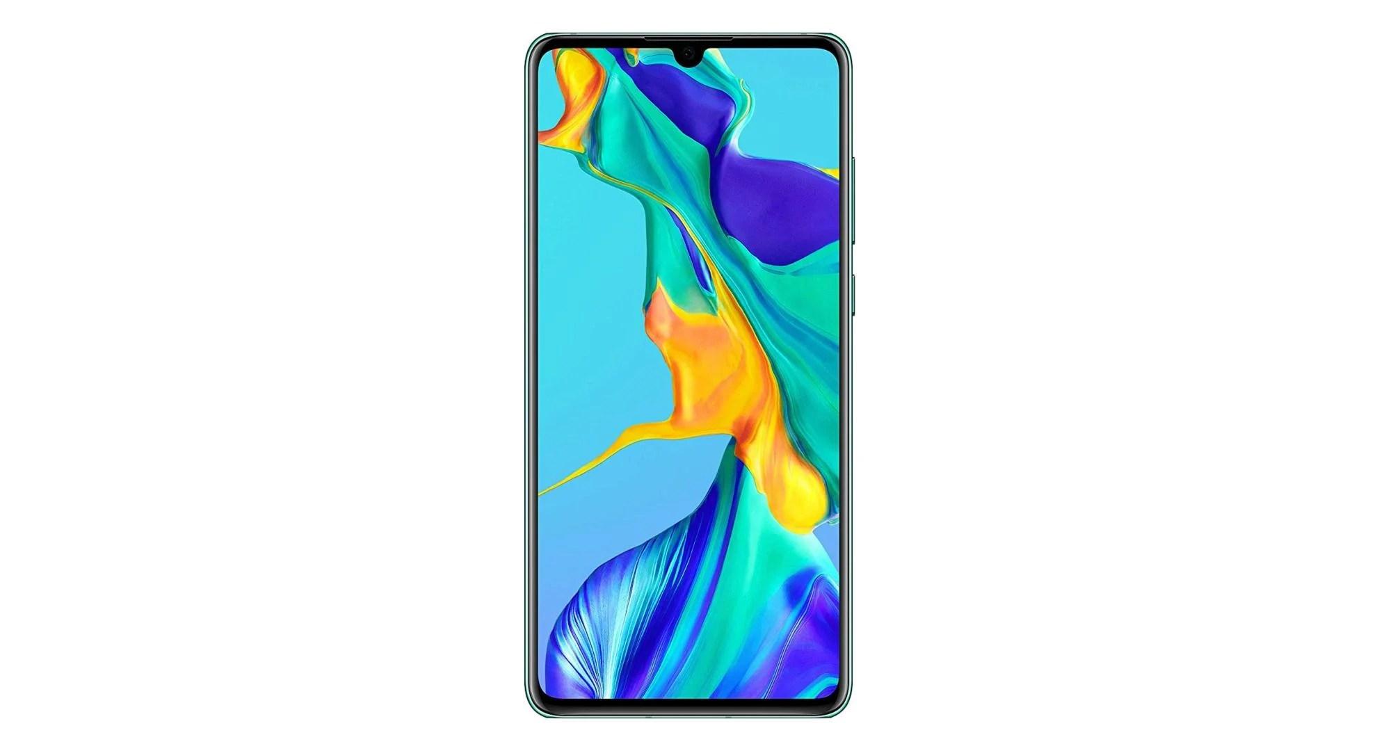 Huawei P30 : 499 euros, des écouteurs Freebuds Lite et 50 euros en carte cadeau