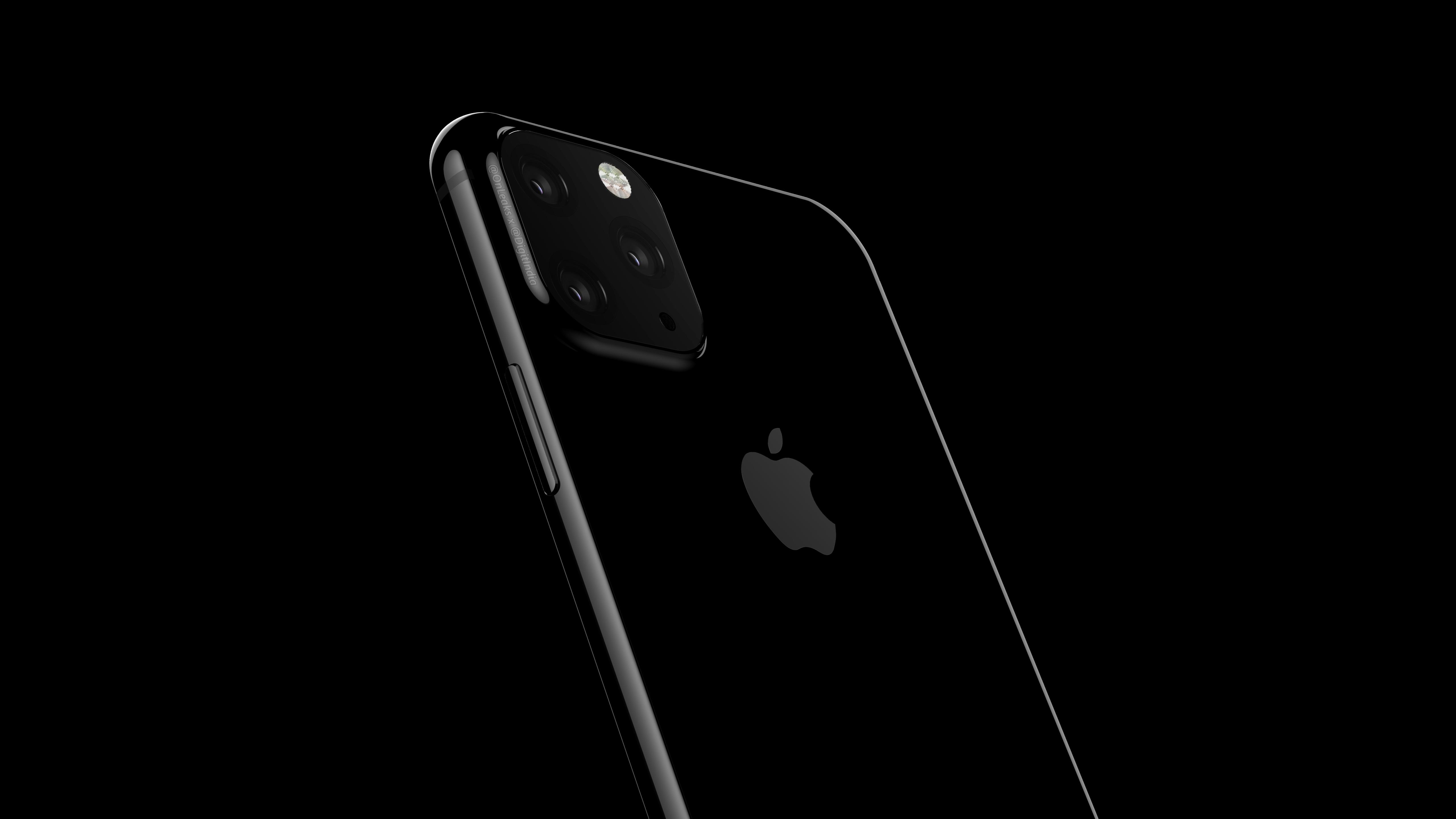 Apple iPhone XI : une fuite révèle un prototype avec trois appareils photo